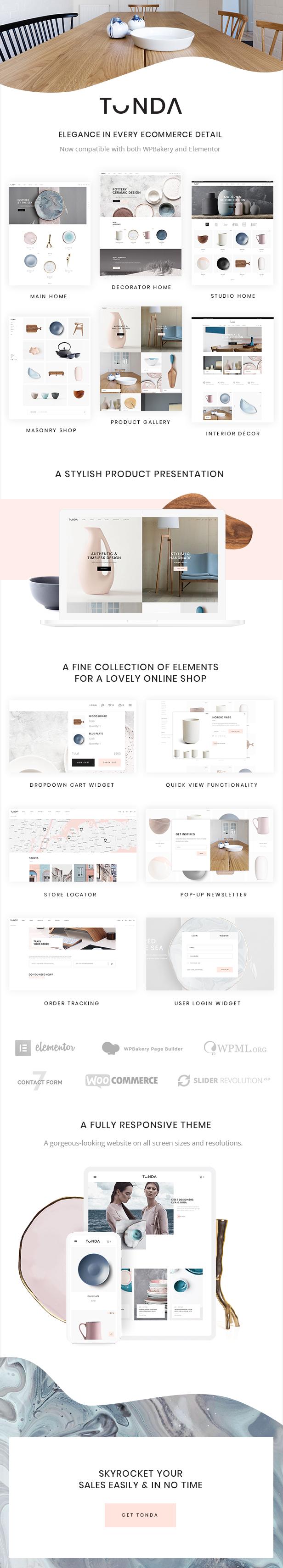 Tonda - Elegant Shop Theme - 2